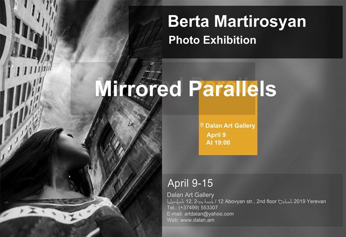 Mirrored Parallels: Bertha Martirosyan